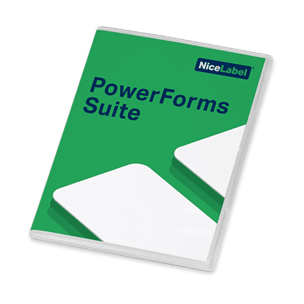 Bild von NiceLabel PowerForms Suite 2019 Add-On 5 Drucker
